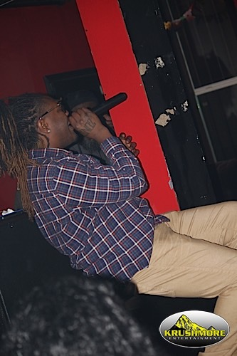 Apollo Open Mic 105