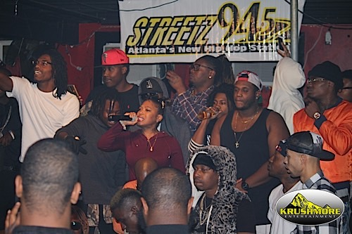 Apollo Open Mic 122