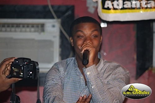 Apollo Open Mic 46