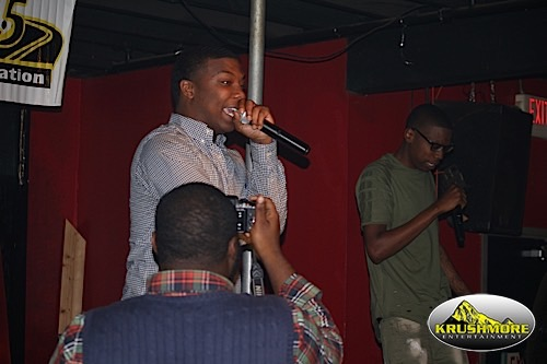 Apollo Open Mic 49