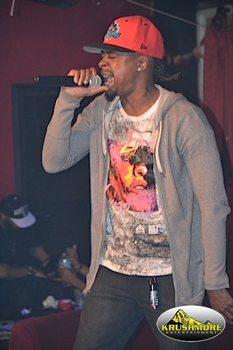 Apollo Open Mic 63