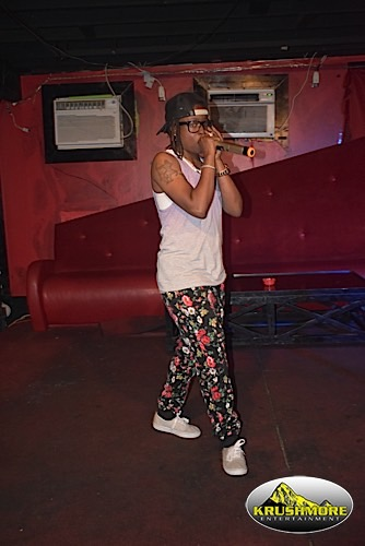 Apollo Open Mic 12