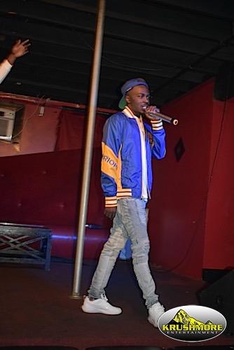 Apollo Open Mic 19