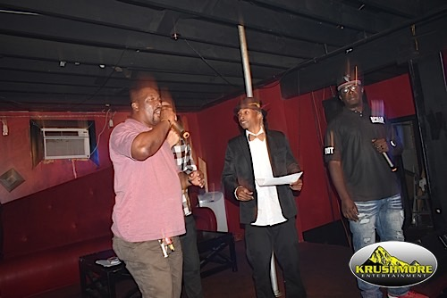 Apollo Open Mic 09
