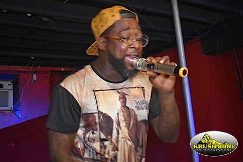 Apollo Open Mic 22