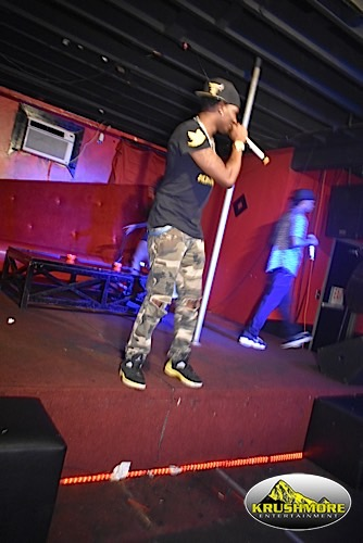 Apollo Open Mic 54
