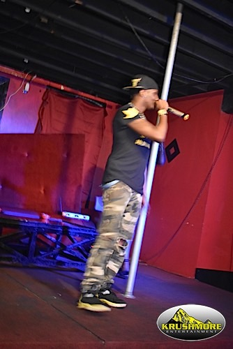 Apollo Open Mic 55