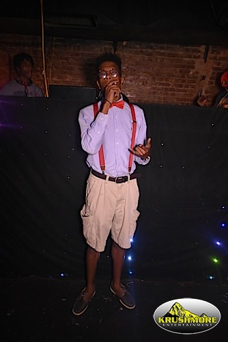 Apollo Open Mic 18