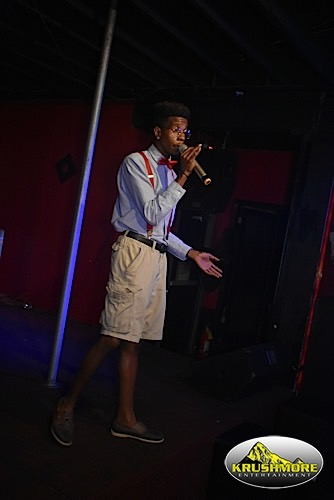 Apollo Open Mic 25