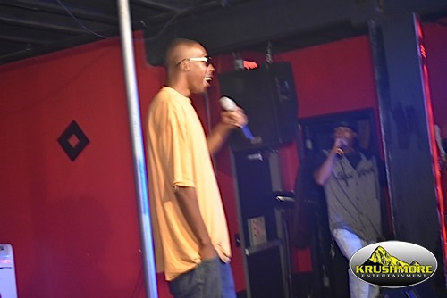 Apollo Open Mic 50