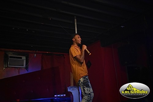 Apollo Open Mic 38