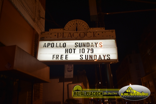 2018 APOLLO SUNDAYS JULY8TH-2
