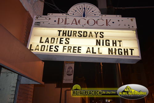 2018 LADIES THURSDAYS MAY 31ST-2