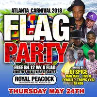 FLAG PARTY 2018