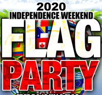 FLAG PARTY 2020
