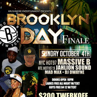 BROOKLYN DAY FINALE