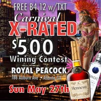 CARNIVAL X-RATED :: $500 WINING CONTEST