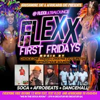 FLEXX FIRST FRIDAYS