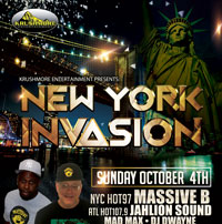 NEW YORK INVASION