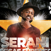 SERANI * REGGAE SUPERSTAR
