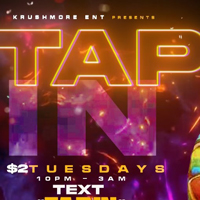 TAP IN - $2 TUESDAYS